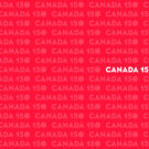 Canada 150 Photography Backdrop