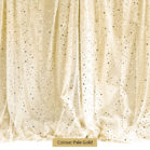Sequin Curtain Pale Gold