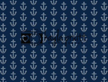 Anchor Blue Photography Backdrop