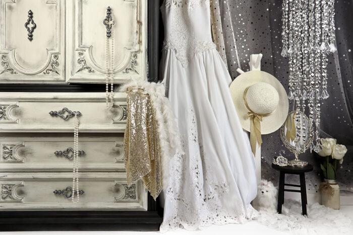 Bridal Dress up photography backdrop