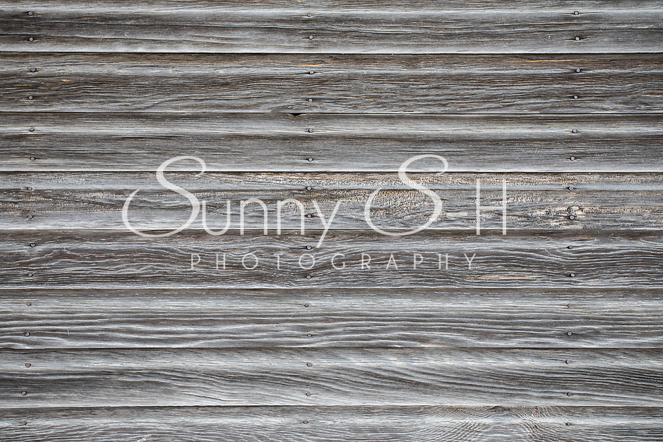 Grey Wooden Boards Photography Backdrop