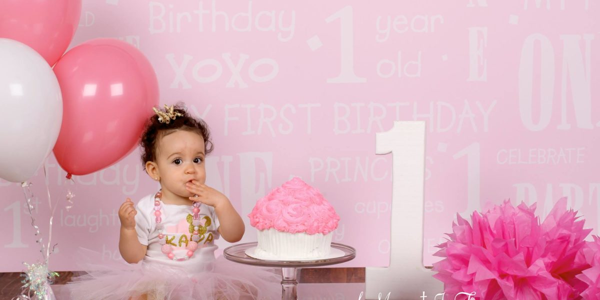 First Birthday Princess by A Moment in Time
