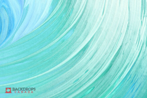 Ride the Wave Photography Backdrop