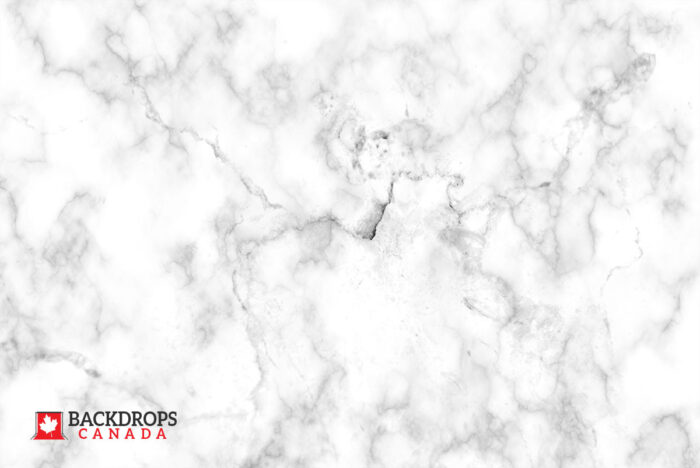 White Marble Photography Backdrop