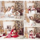 Christmas Mini Session by Svetamou Photography