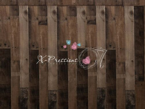 Hazelnut Brown Wooden Floorboards