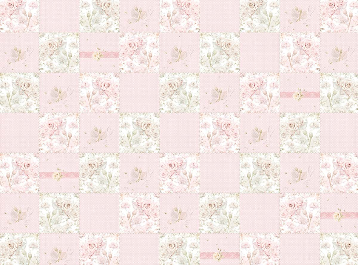 Sweetheart Quilt Backdrop
