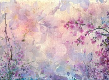 Suzanne Floral Backdrop