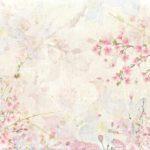 Suzanne Light Floral Backdrop
