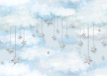 Twinkle Twinkle Star Backdrop
