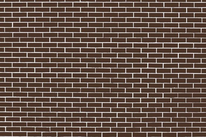 Brown Brick Wall Photography Backdrop