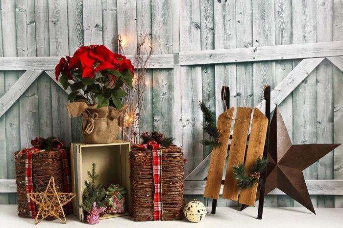 Christmas Photography Backdrop