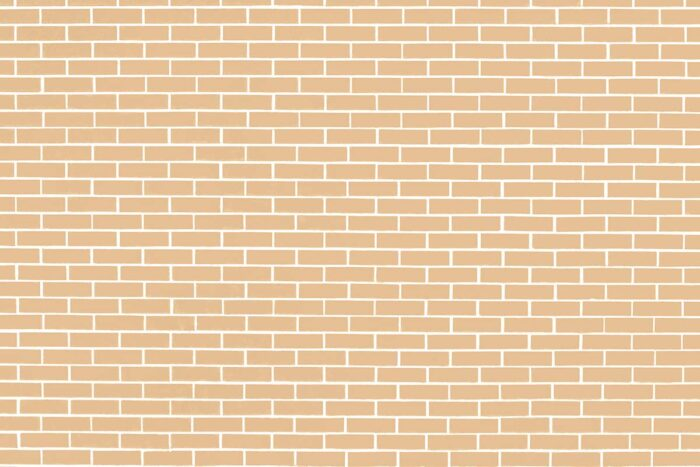 Cream Brick Wall Photography Backdrop