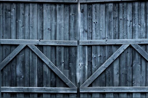 Double Gate Blue Jeans Photography Backdrop