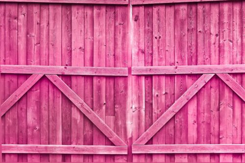 Double Gate Bubble Gum Pink Photography Backdrop
