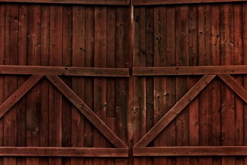 Double Gate Burnt Umber Photography Backdrop