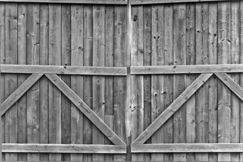 Double Gate Dark Steel Grey Photography Backdrop