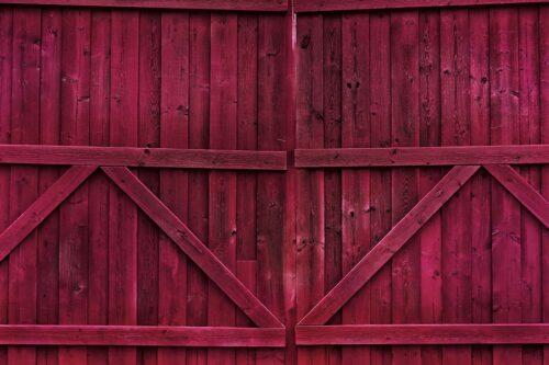 Double Gate Fuschia Photography Backdrop