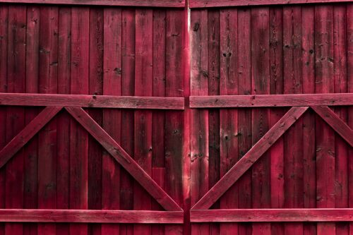 Double Gate Mulberry Photography Backdrop