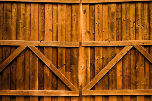 Double Gate Prairie Gold Photography Backdrop