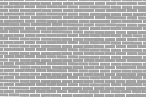 Grey Brick Wall Photography Backdrop