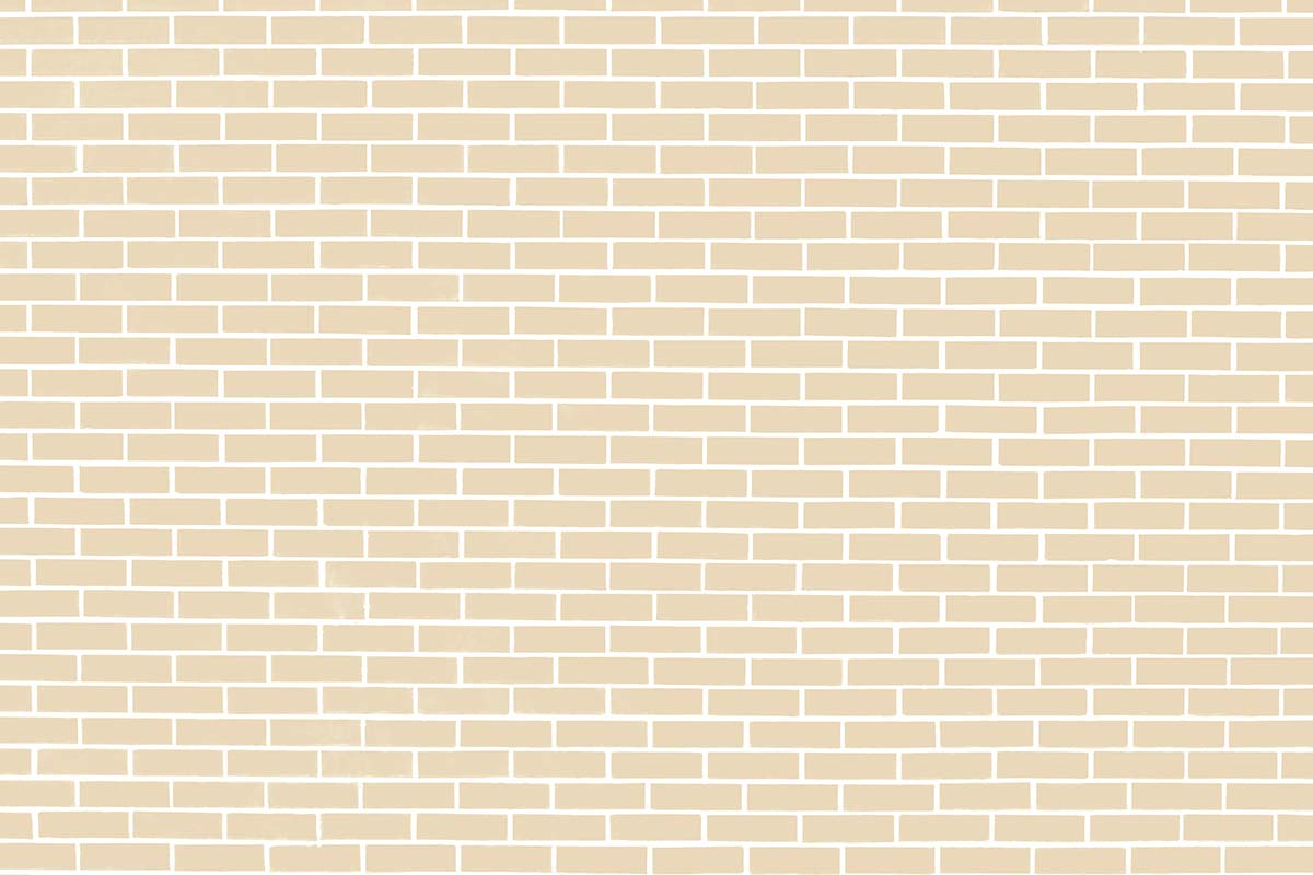 Light Cream Brick Wall Backdrops Canada