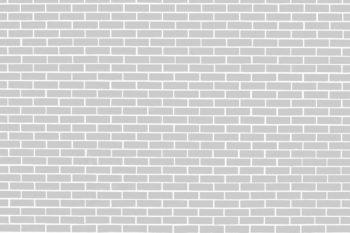 Light Grey Brick Wall Photography Backdrop