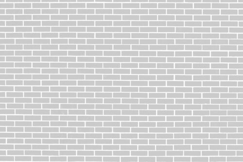 Light Grey Brick Wall Photography Backdrop