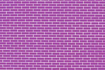 Mauve Brick Wall Photography Backdrop