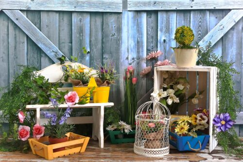 Spring Photography Backdrop