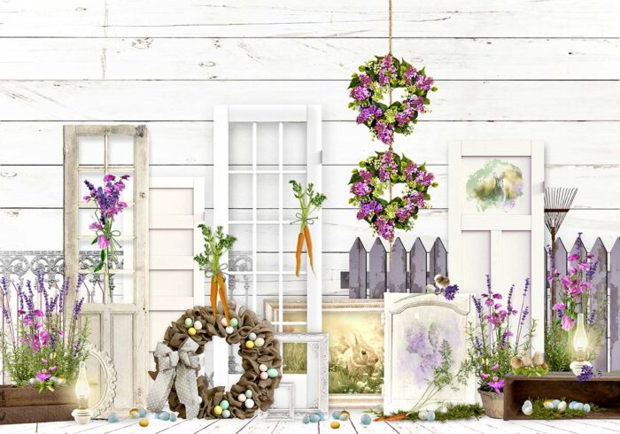 Picture Perfect Easter Backdrop