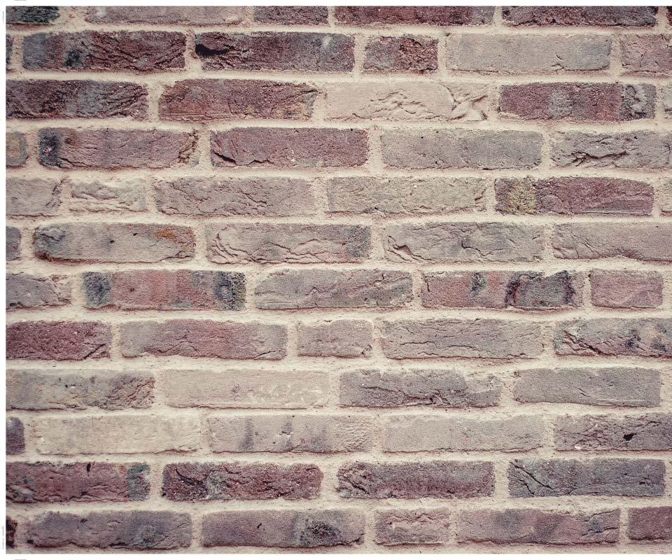 RTS Red Grunge Brick